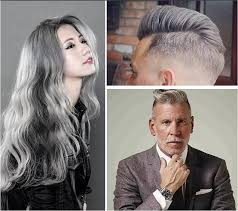 gray hair color dye cream one time temporary hair colouring washable diy home hair no harm