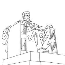 lincoln memorial washington dc coloring pages abraham lincoln coloring page abraham lincoln coloring lincoln memorial abraham lincoln coloring page