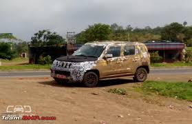 new car launches team bhpNextgeneration Mahindra Bolero NAMED Mahindra TUV300 EDIT Now