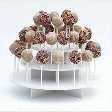 Cake Pop Display Stand Diy Interesting Cup Cake Decorating Lollipop Holder Shelf 32 Layer Pop Display Stand