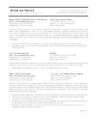 Law Enforcement Resume Classy Army Veteran Resume Sample Recruiter Tutorial Top Rated Example