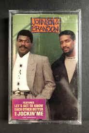 Johnson & Branson – Johnson & Branson (1989, Cassette) - Discogs