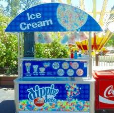 Dippin Dots Vending Machine Near Me Impressive Dippin' Dots Brings Chills To The Thrills At Premier Parks