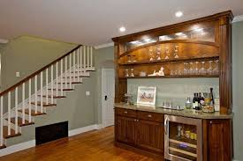 Small Picture Home Design Ideas concrete retaining wall design example basement