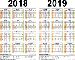 School Calendar Template 2015 2020 School Calendar Template 2018 2019 Year Weareeachother