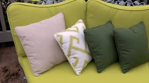 how to make a throw pillow with piping