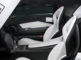 Lamborghini Murcielago LP 640 Roadster Versace - Interior ...