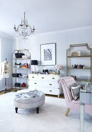 How to Decorate Your Home Office Space with Parisian Style and Old  Hollywood Glamour