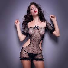 Girl next door lingerie