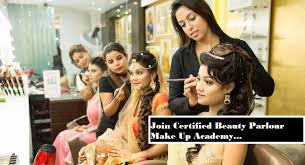 certified beauty parlour make up academy hair and makeup academy best beauty insute in delhi