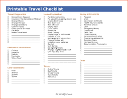 13 travel packing list template survey template words printable packing list template