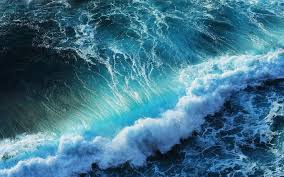 Ocean Wave Background 9 Awesome Wave Wallpapers To Decorate Backgrounds Like An Apple