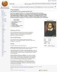 wikipedia article template cv vs resume wiki resume ideas namanasa com