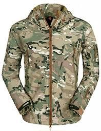 Lanbaosi Mens Waterproof Military Hiking Jacket Buy