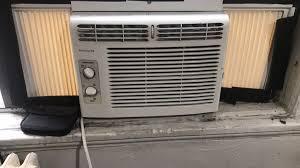 frigidaire 5000 btu compact window air