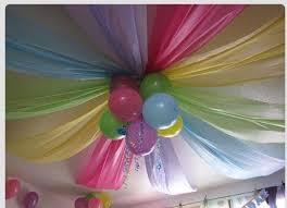 Birthday Party Decorating Idea