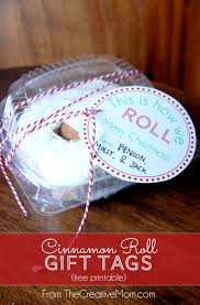 cinnamon roll gift s free printable the creative mom