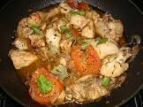 balti chicken khara masala