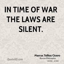 War Quotes New Marcus Tullius Cicero War Quotes QuoteHD
