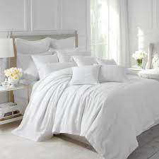 Buy White Duvet Covers from Bed Bath & Beyond & Denaâ?¢ Atelier Somerset Queen Duvet Cover in White Adamdwight.com