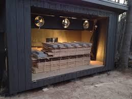 my wood drying kiln