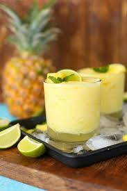 pineapple freshly squeezed lime juice tequila and triple sec are bined in these light