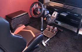 déballage unboxing wheel stand pro v2 deluxe pour logitech g27 g25 you