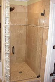 frameless single shower doors.  Frameless Frameless Doors Are Custom Made To Fit Almost Any Size Glass Is Tempered  For Safety And Notched Drilled Accommodate Hinges Handles In A Variety  Intended Single Shower S