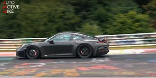Why the new 2020 porsche 992 gt3 will be naturally aspirated again. Listen To The New Porsche Type 992 Gt3 Touring Around The Nurburgring