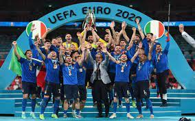 إيطاليا تتوج بلقب أمم أوروبا 2020 بفوزها على إنجلترا بركلات الترجيح -  الرياضي - بطولة أمم أوروبا - البيان