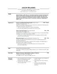 What To Say On A Resume Objective Professional Summary Examples How