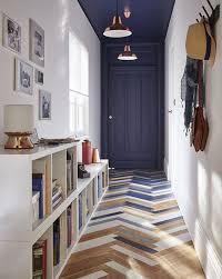 15 Combinaciones Ideales De Colores Para Interiores  Casa Pasillos Pintados De Dos Colores