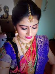 bright bridal makeup in west tambaram green trends bridal makeup is the most important thing for
