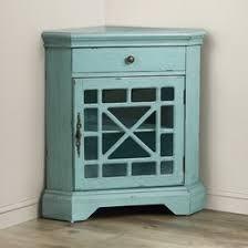 Corner Accent Cabinets