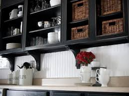 black kitchen cabinets with white marble countertops. Kitchen Cabinets Diy Kits White Marble Countertop Creamy Interior Painted Backsplash Low Cost Minimalist Black With Countertops
