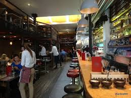 Southern Kitchen Joes Southern Kitchen Bar Covent Garden Hospitality Jobs In