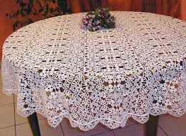 lace tablecloth valentine