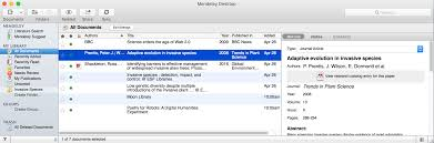 Mendeley Citation Managers Research Guides At Suny College Of