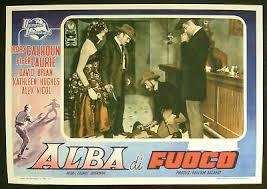 """CINEMA-fotobusta ALBA DI FUOCO """"Dawn at Socorro"""" calhoun, laurie ..."""