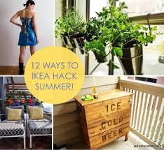 12 Ways to IKEA Hack Summer