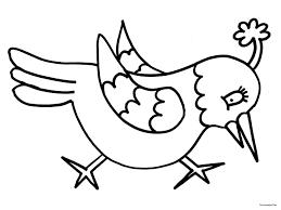 Kleurplaten Vogels Kleurplaten Kleurplaten Vogels Kleurplaat