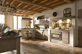 Pavimento Cotto Rosso : Abbinare il pavimento al rivestimento della cucina foto