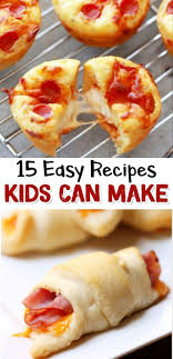 These pretty toasts are simple to make. 15 Fun Easy Recipes For Kids To Make Clever Diy Ideas Fun Easy Recipes Easy Meals For Kids Kids Cooking Recipes