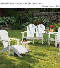 Envirowood Outdoor Poly Furniture Seaside Casual™ SEA020