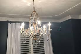 chandelier installation in atlanta