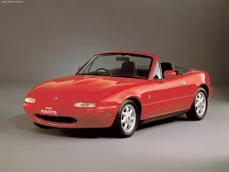 1997 Mazda MX-5 Miata - Information and photos - ZombieDrive