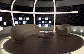 Tv studio furniture Background Design Virtual Tv Studio Chat Set 20 3d Model Max Obj Mtl Fbx C4d Dxf Flatpyramid 3d Virtual Tv Studio Chat Set 20 Cgtrader