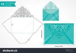 Invitation Envelope Template Wedding Invitation Envelope Template Ctsfashion Diy