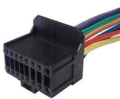 amazon com pioneer wiring harness 16 pin copper pr01 pi16 automotive pioneer wiring harness 16 pin copper pr01 pi16