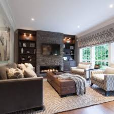 best 25 narrow living room ideas